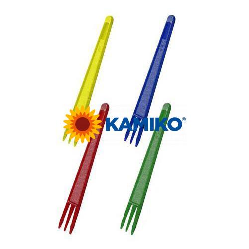 Vidlička na hranolky, plastová 7,5 cm