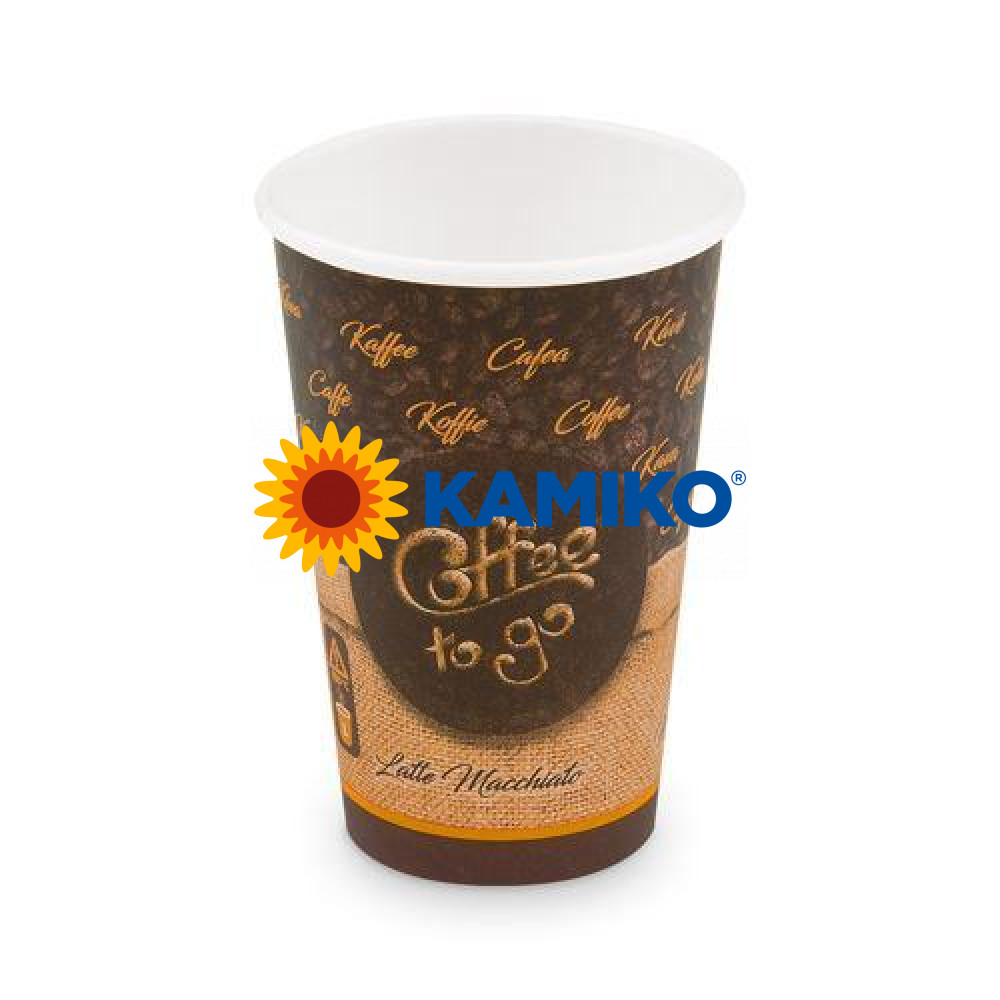 Papierový pohár s potlačou 280 ml