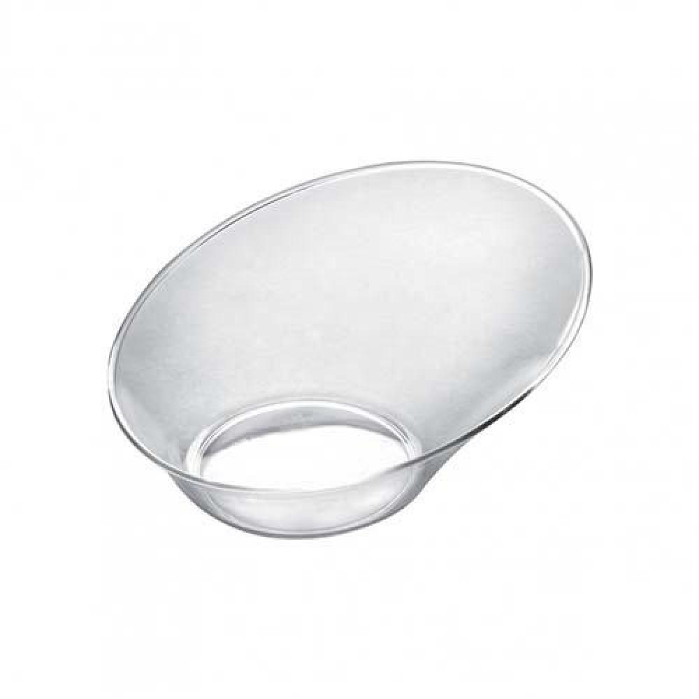 Plastová Finger Food mini miska SODO 50 ml, číra