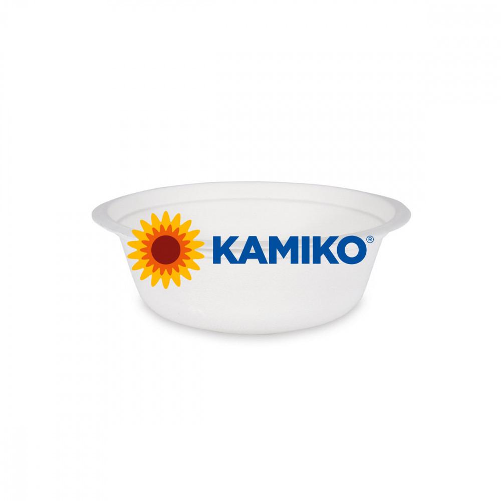 Miska okrúhla BIO cukrová trstina 500 ml, Ø 15,5 x 5,5 cm , 50 ks