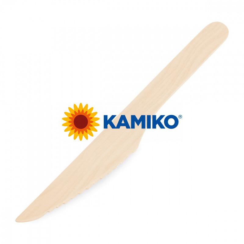 Nož z dreva 16 cm, 100 ks