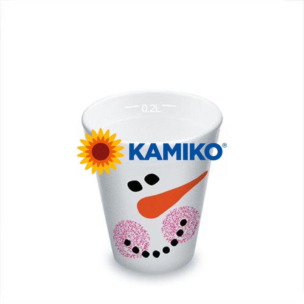 Termo-pohár Snehuliak 250 ml