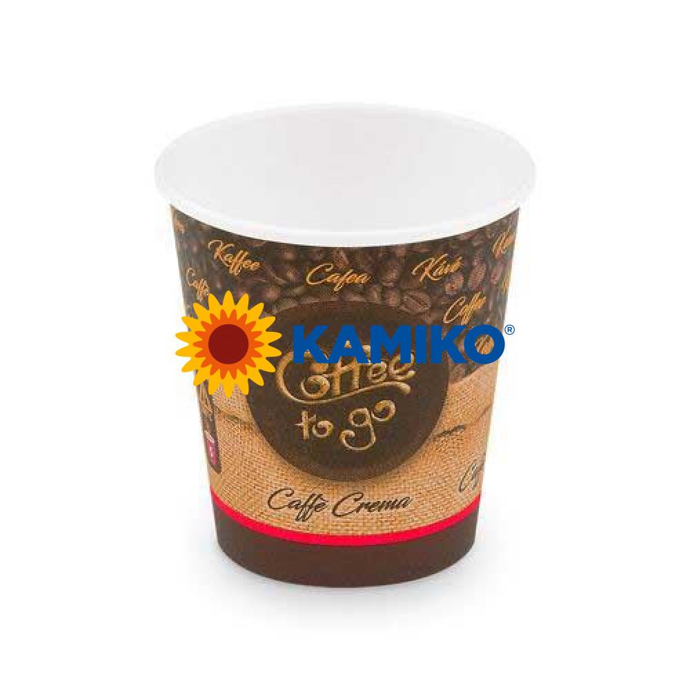 Papierový pohár s potlačou 200 ml