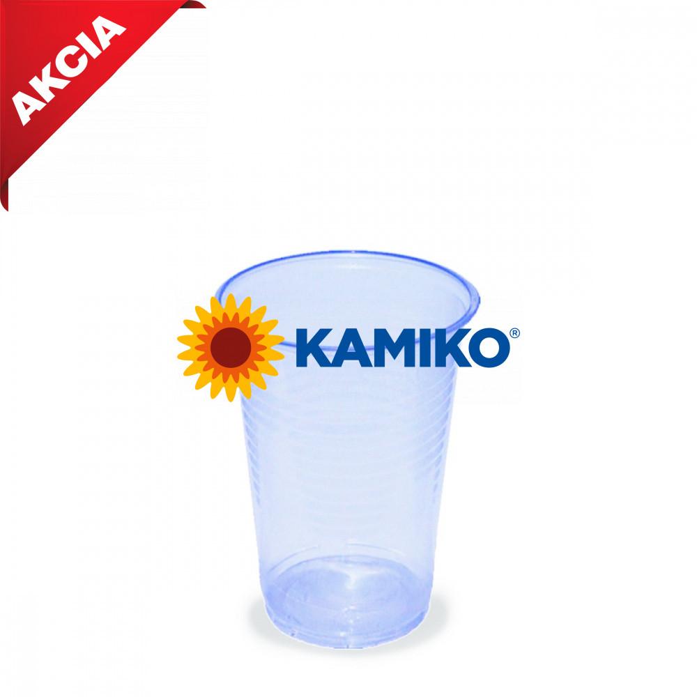 Pohár BLUE CUP 0,2 l PP Ø 70 mm, 100 ks