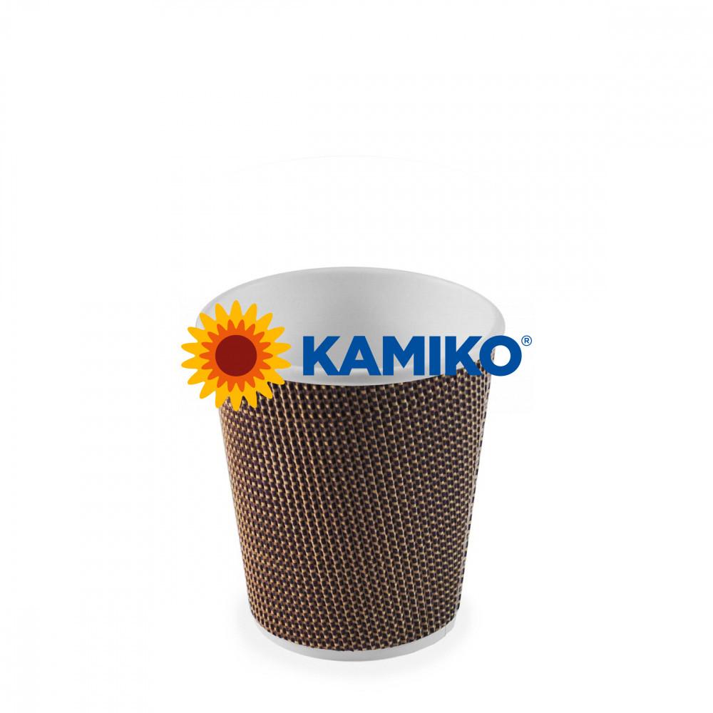 Papierový pohár PREMIUM 280 ml, M, Ø 80 mm, 25 ks