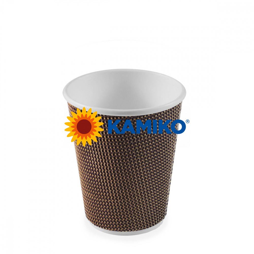 Papierový pohár PREMIUM 420 ml, L, Ø 90 mm, 25 ks