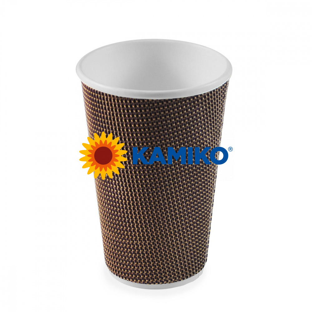 Papierový pohár PREMIUM 510 ml, XL, Ø 90 mm, 25 ks
