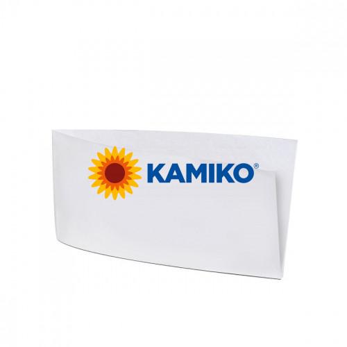 Papierové vrecká (HOT DOG) biele 9 x 19 cm, 500 ks