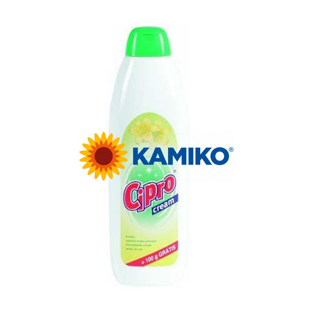 CIPRO cream tekutý prášok 600g