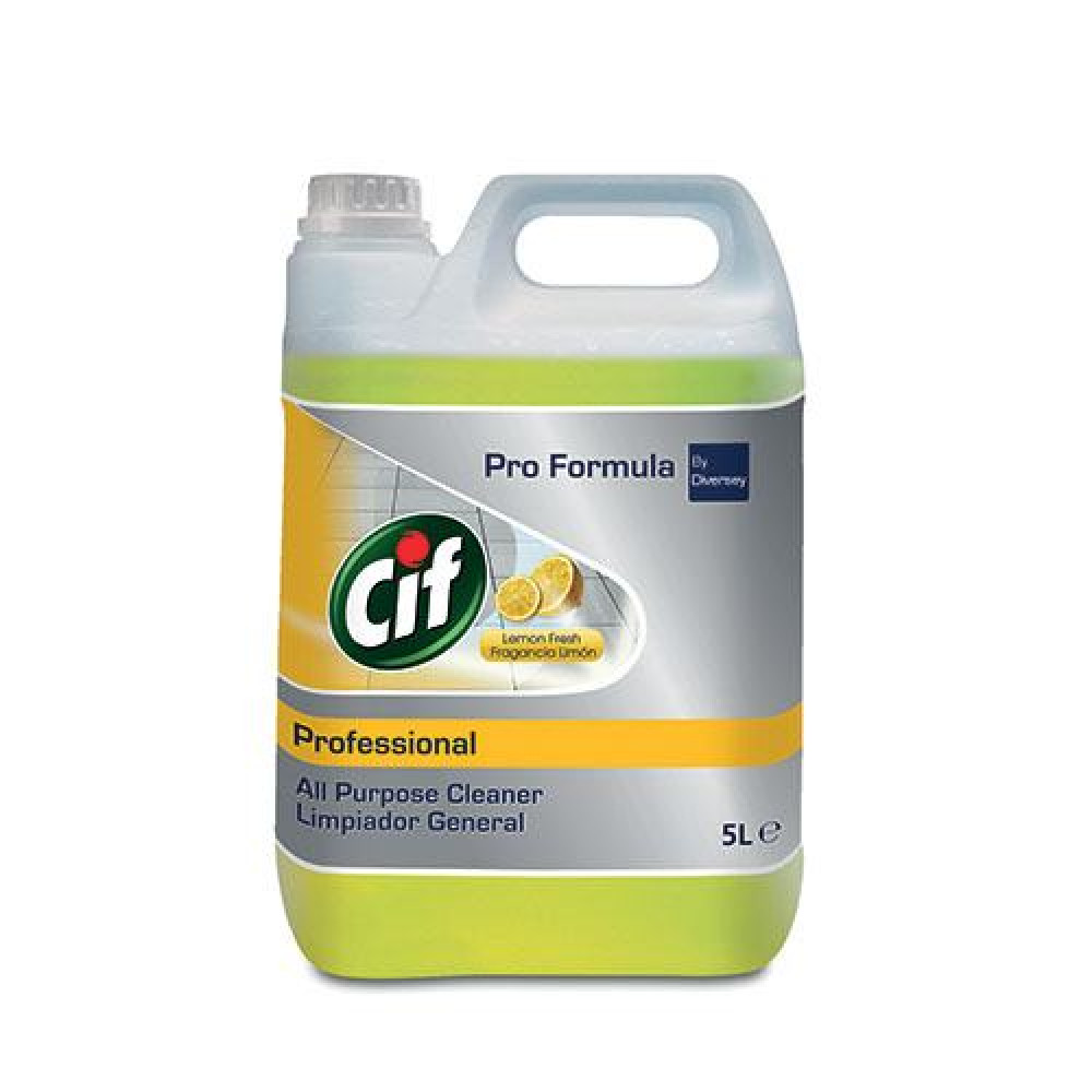 CIF PROFESSIONAL CLEANER 5000ml na obklady a povrchy