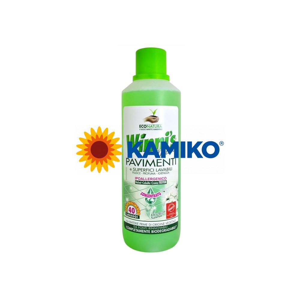 WINNI´S PAVIMENTI 1 l, ekologický prípravok na podlahy