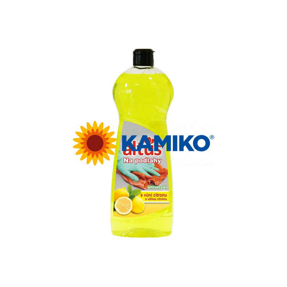 ALTUS na podlahy s vôňou citrónu 1 l
