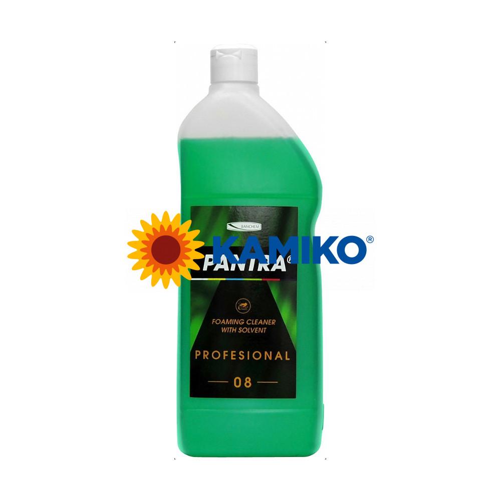 PANTRA PROFESIONAL 08 - penivý čistič s rozpúšťadlom 1 l
