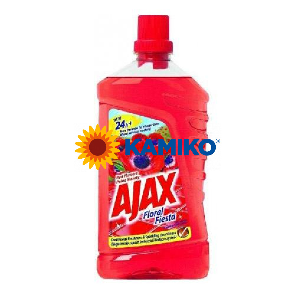 AJAX Floral Fiesta Red Flowers 1 000 ml