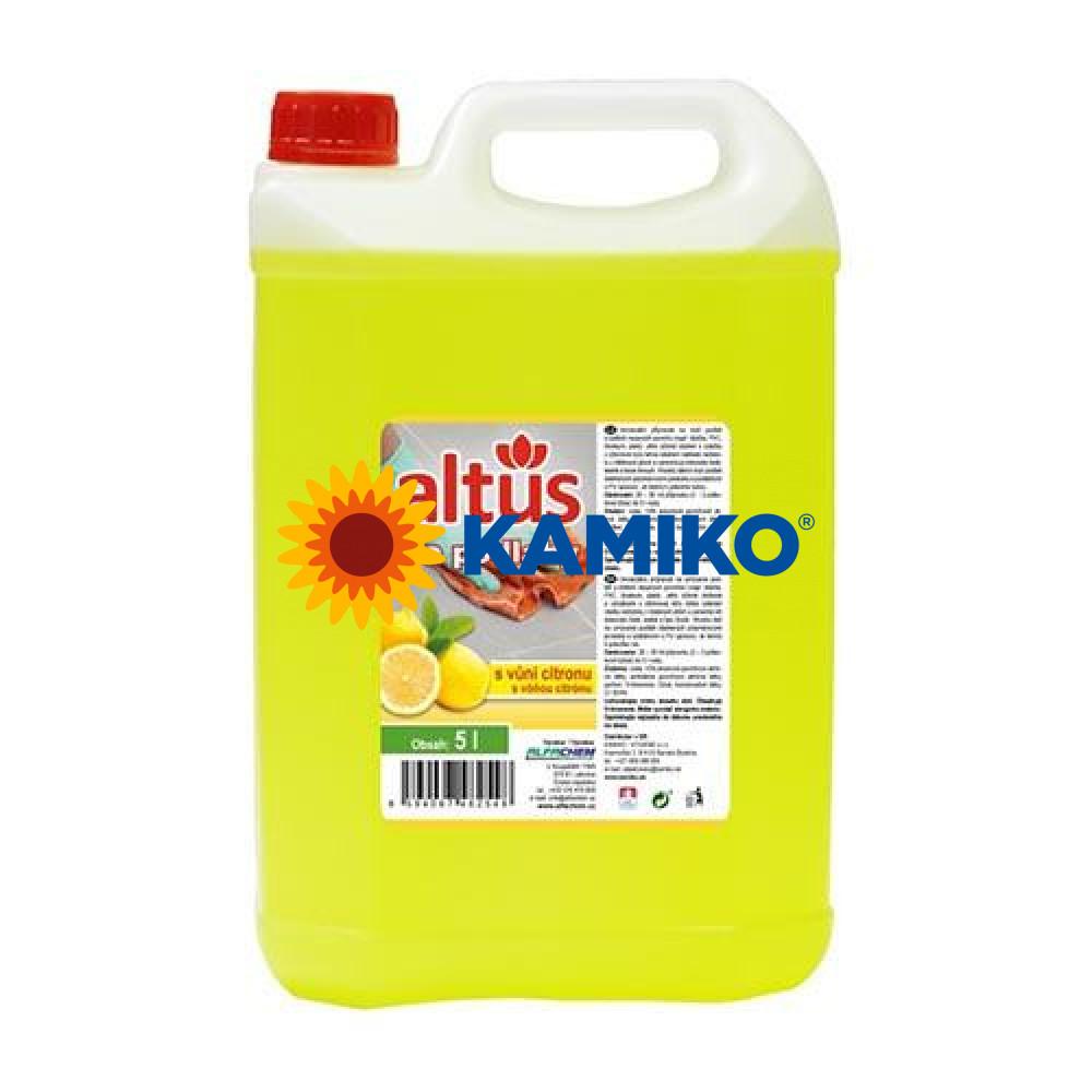 ALTUS na podlahy s vôňou citróna 5l
