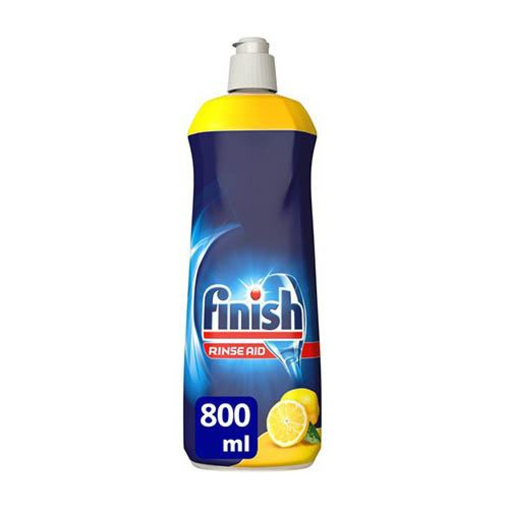 Finish Leštidlo do umývačky riadu s vôňou citrónu 800 ml