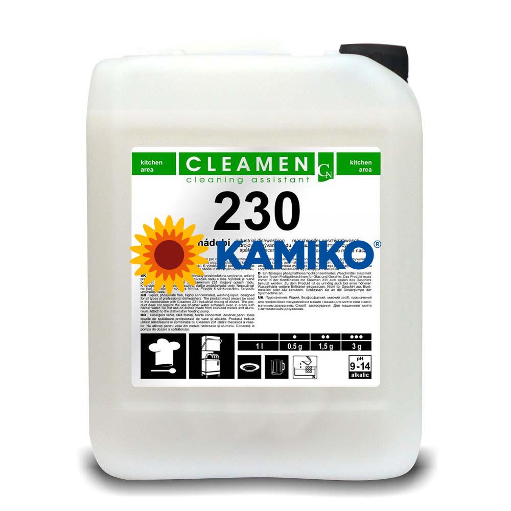 Cleamen 230 strojné umývanie riadu, 6 kg