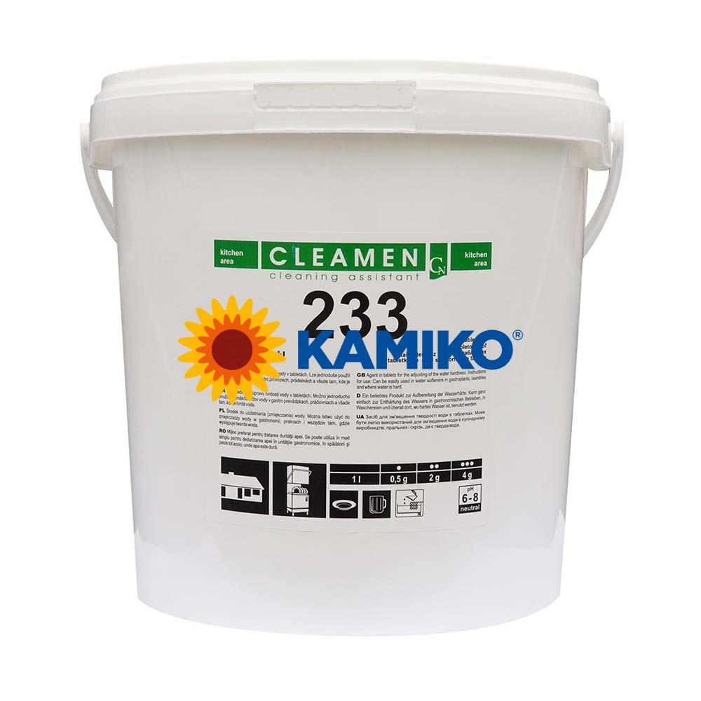 Cleamen 233 tabletová soľ, 10 kg