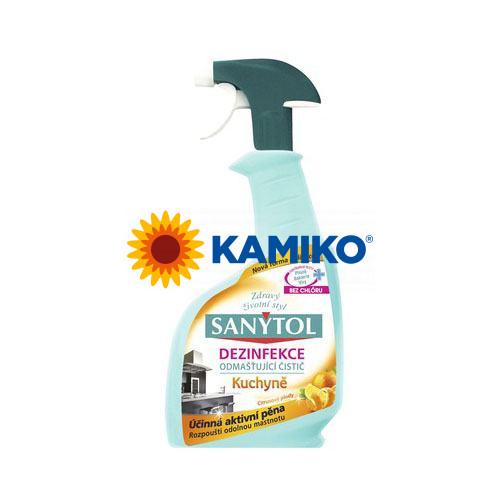 Sanytol dezinfekčný čistič v spreji kuchyňa 500 ml