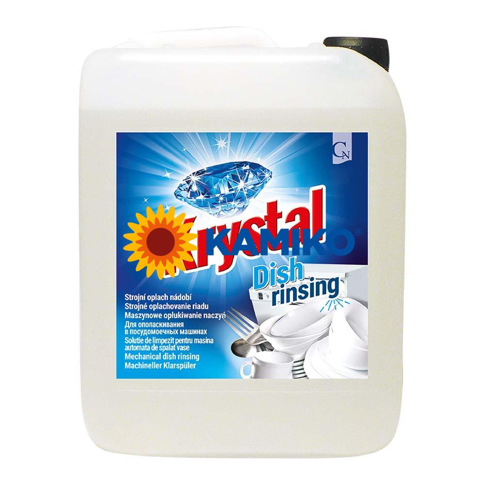 Krystal strojný oplach riadu, 5 l