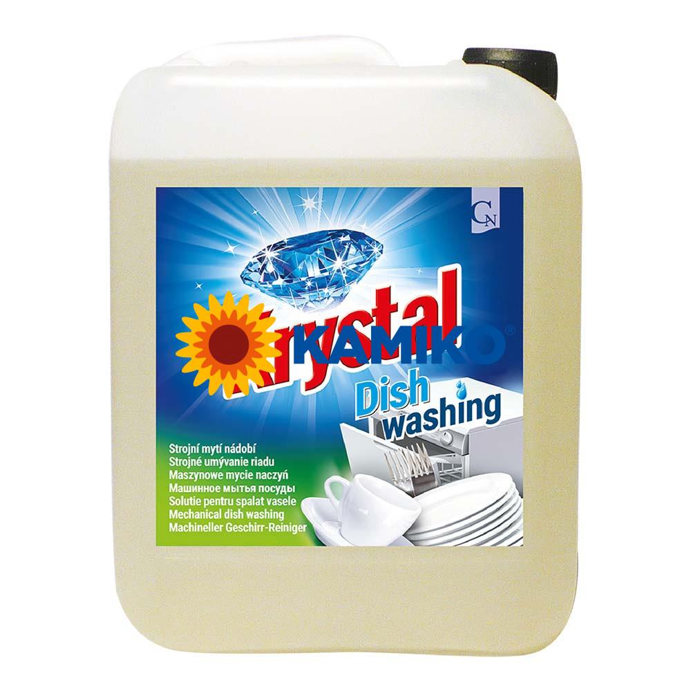 Krystal strojné umývanie riadu, 5 l