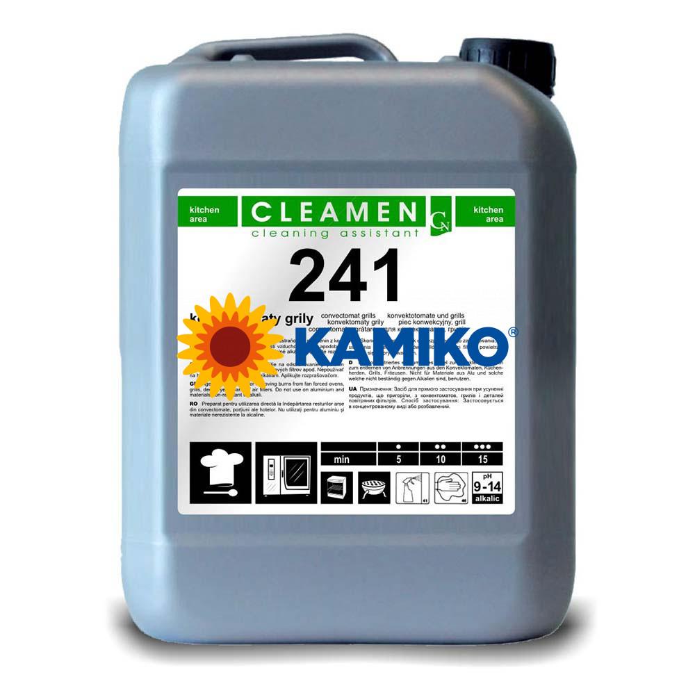 Cleamen 241 na konvektomaty a grily, 5,5 kg