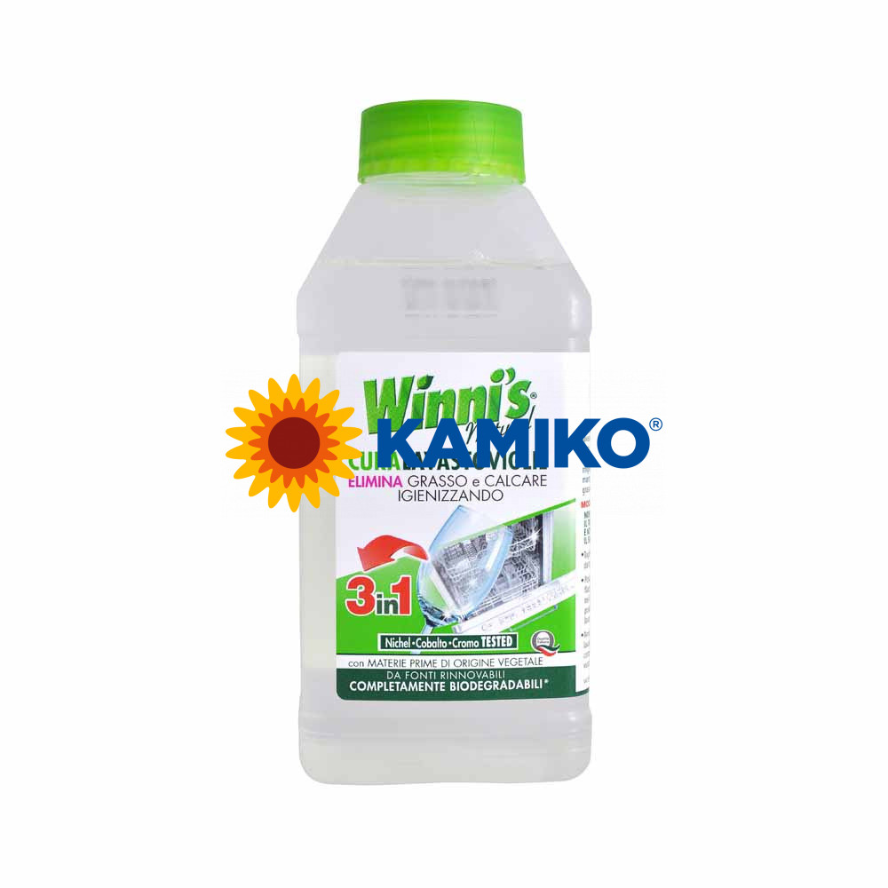 WINNI´S CURALAVASTOVIGLIE 250 ml, čistič umývačky riadu