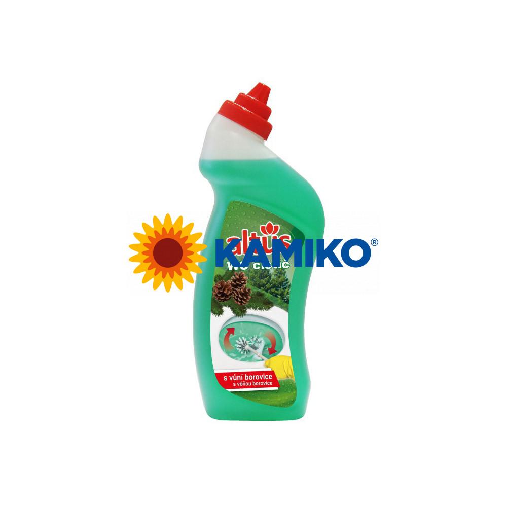 ALTUS WC čistič s vôňou borovice 750 ml