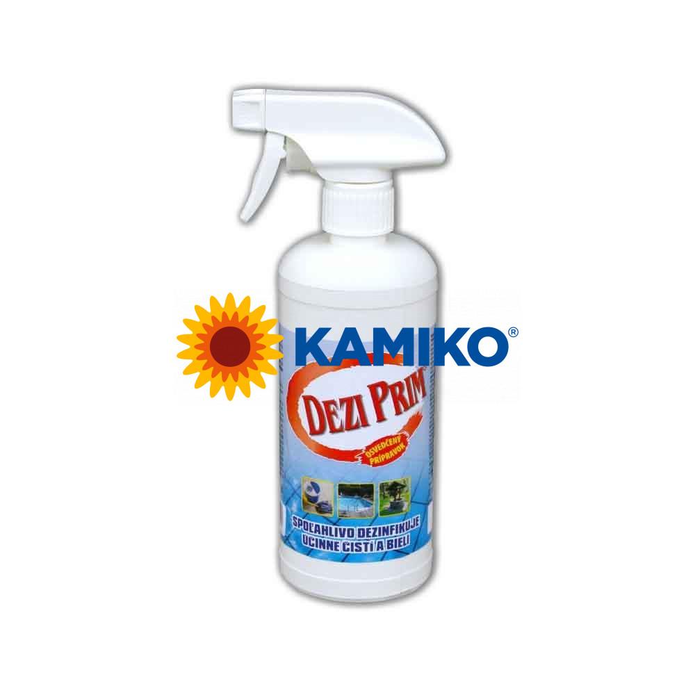 DEZI PRIM 500 ml s rozprašovačom, silne dezinfekčné