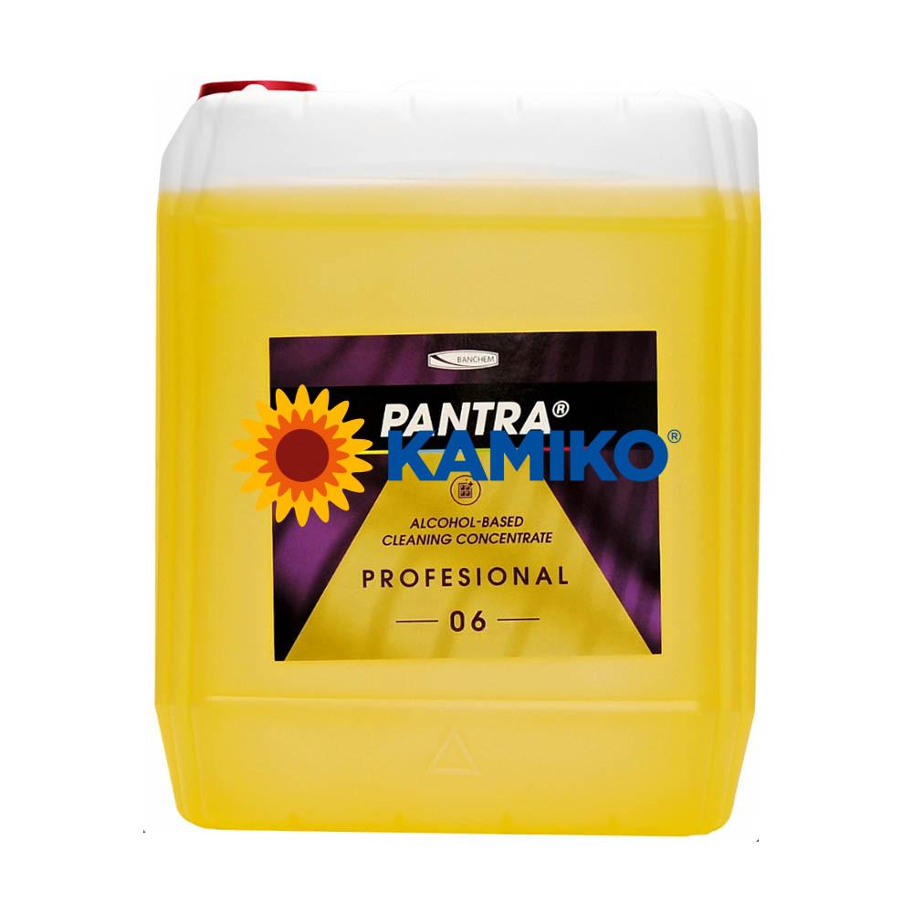 PANTRA PROFESIONAL 06 - alkoholový čistiaci prostriedok 5 l
