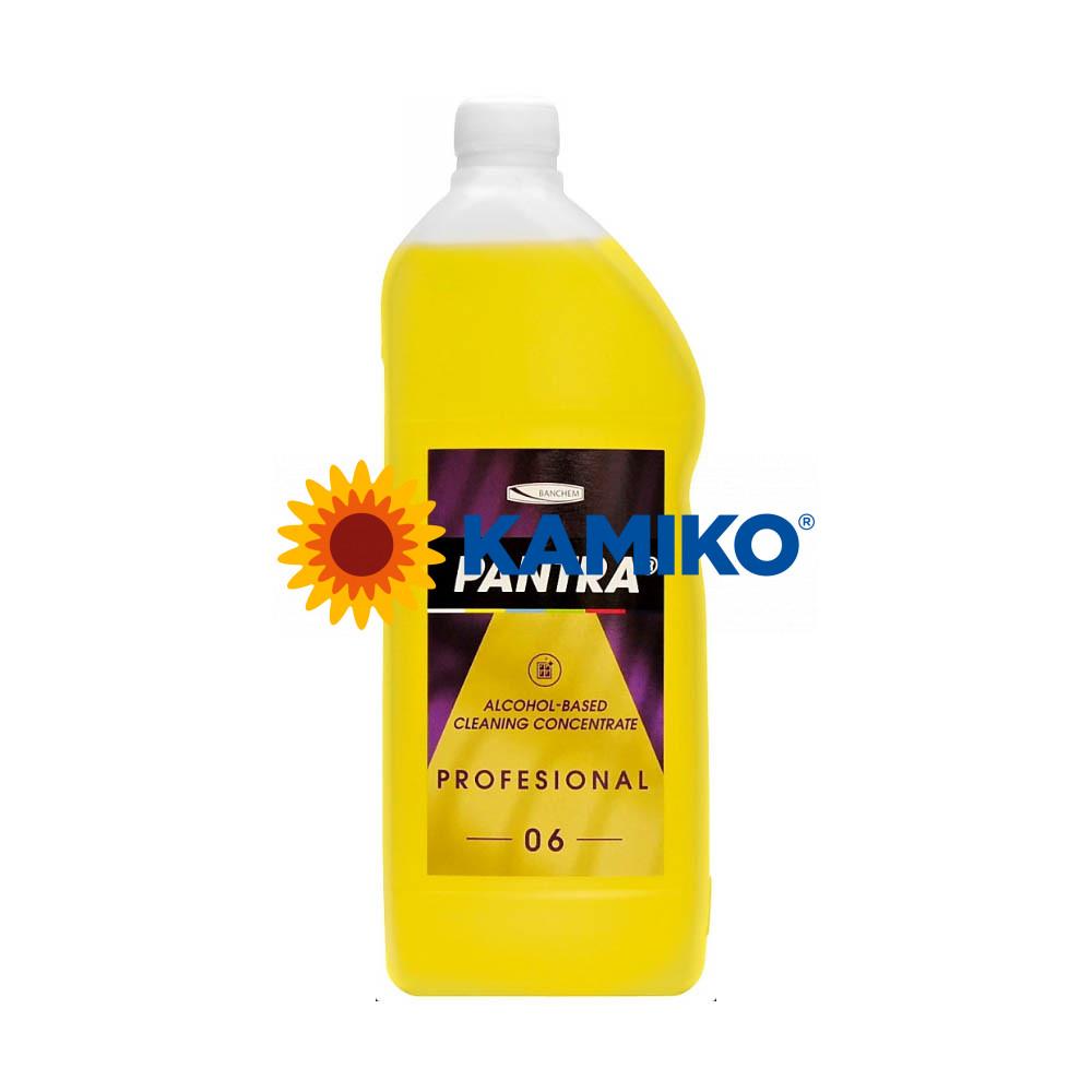 PANTRA PROFESIONAL 06 - alkoholový čistiaci prostriedok 1 l