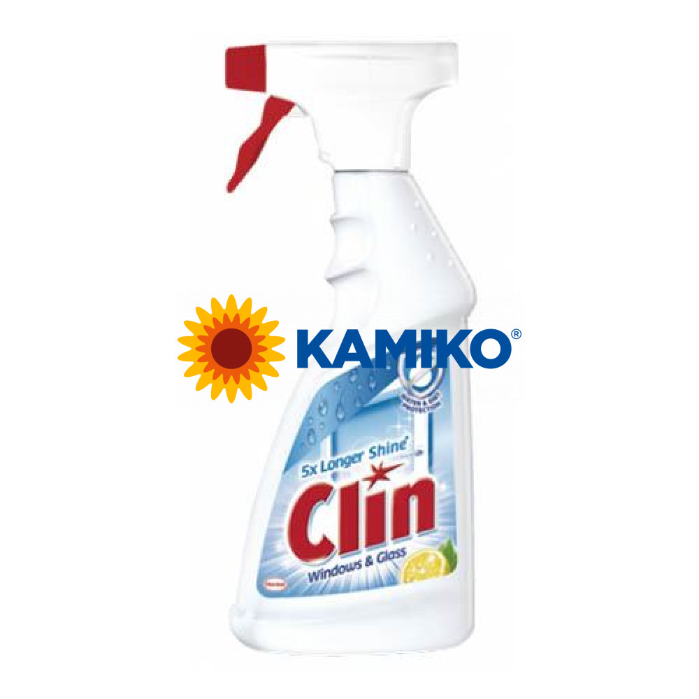 Clin Citrus čistič okien 500 ml, mechanický rozprašovač