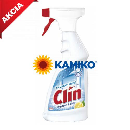 CLIN čistič okien Citrus - rozprašovač 500 ml