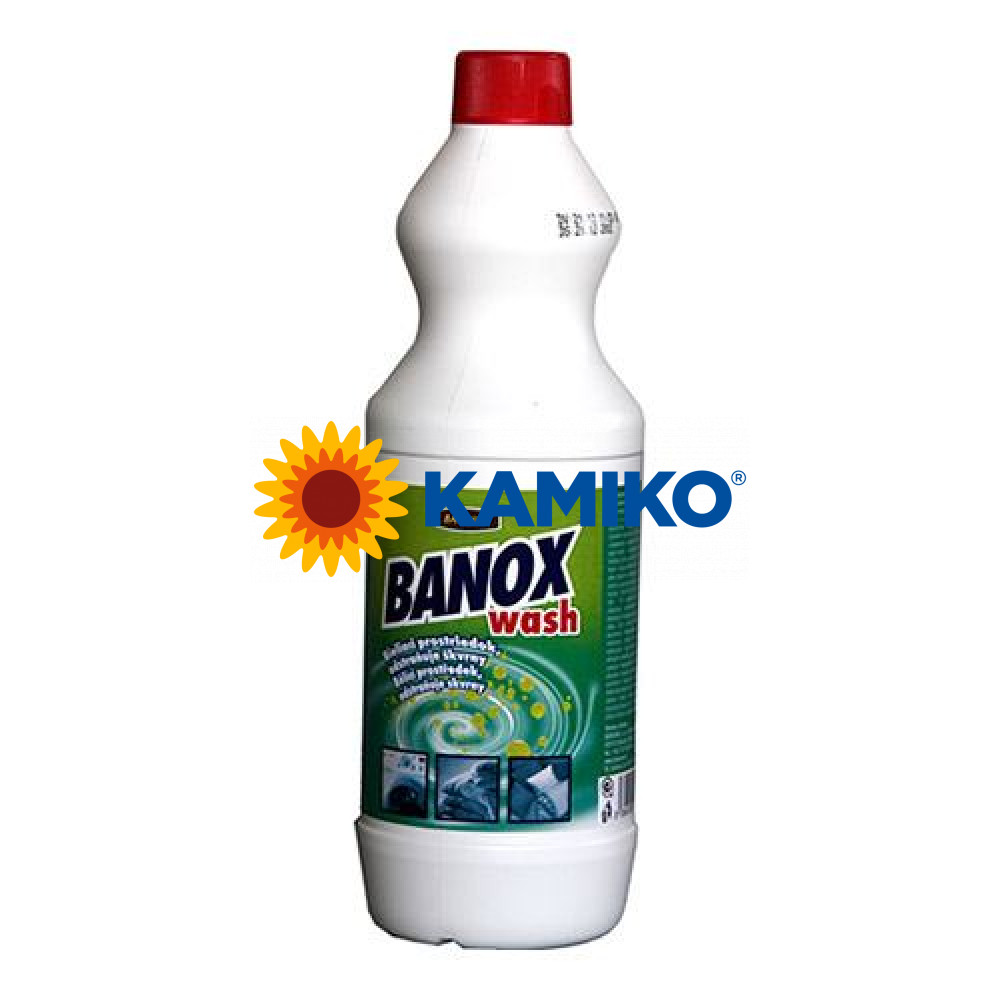 Bieliaci prostriedok BANOX  WASH 1000ml