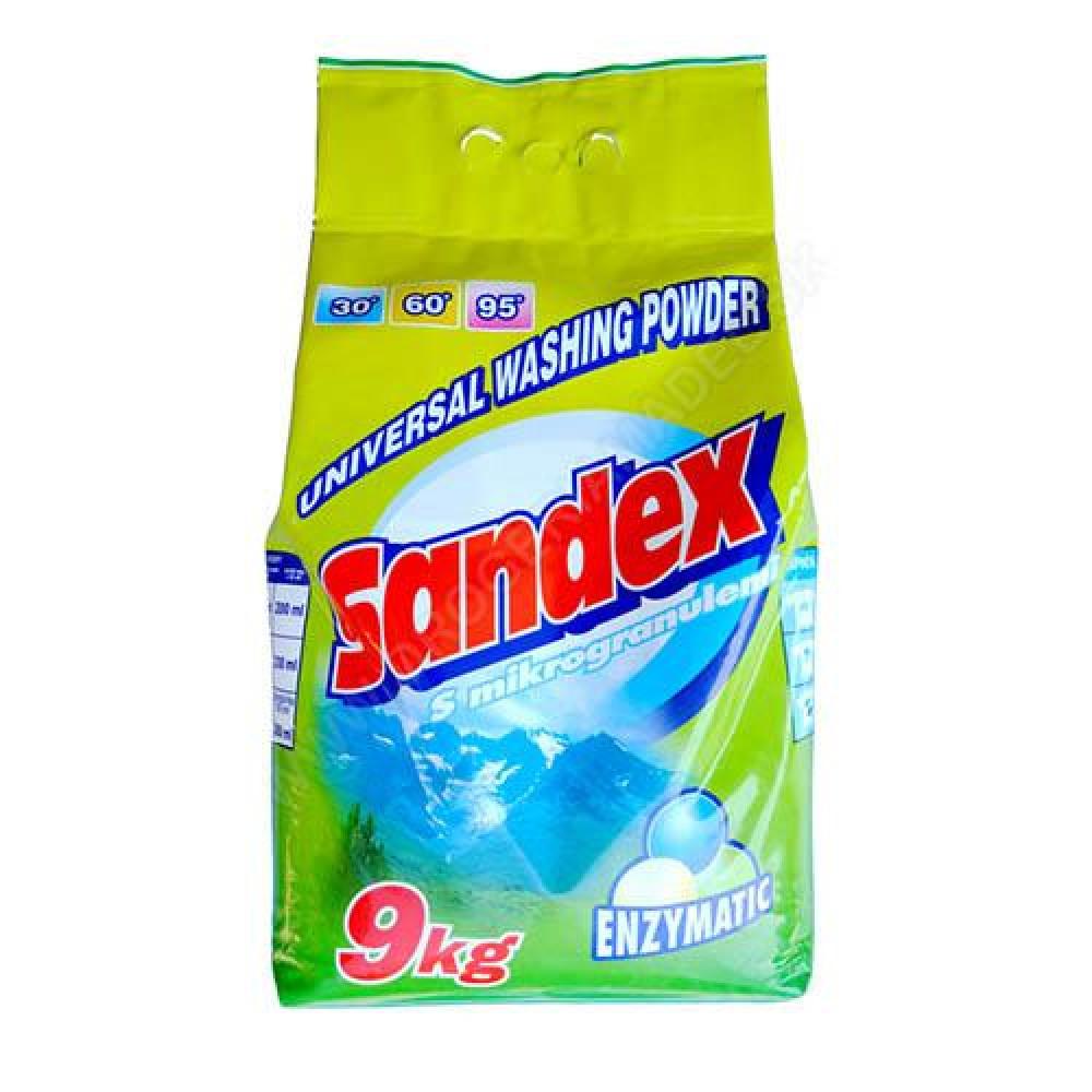 Prášok na pranie SANDEX 9kg