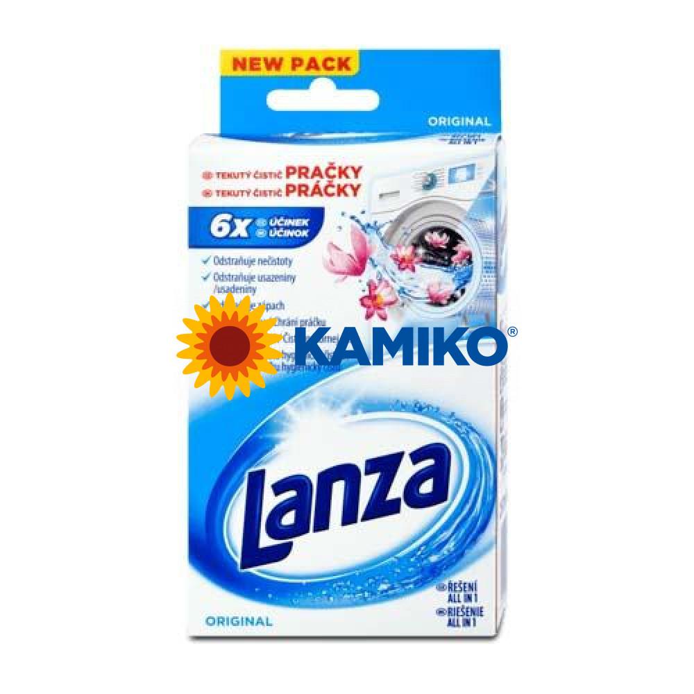 Lanza Originál čistič práčky 250 ml