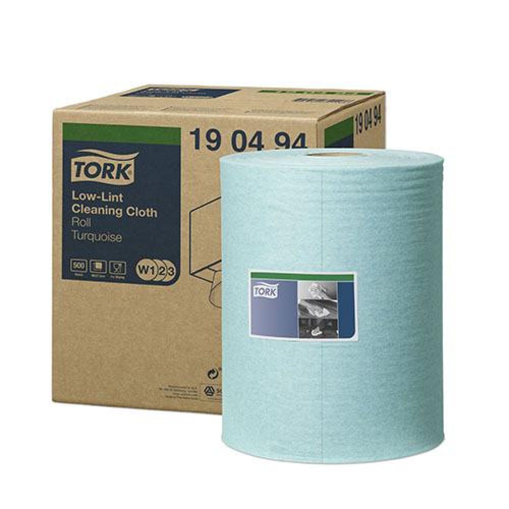 Netkaná textília TORK LOW-LINT CLEANING v boxe