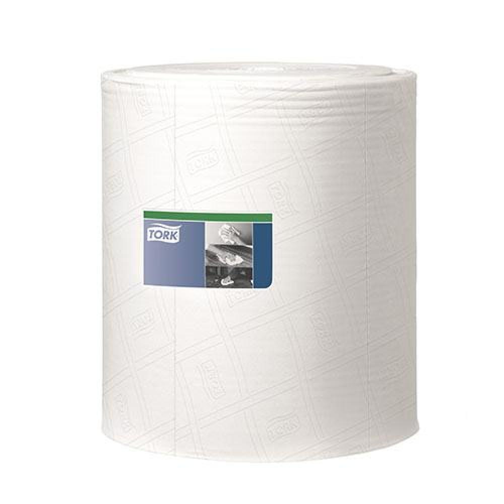 Netkaná textília TORK CLEANING CLOTH biela