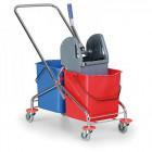 Upratovacie vozíky, doplnky