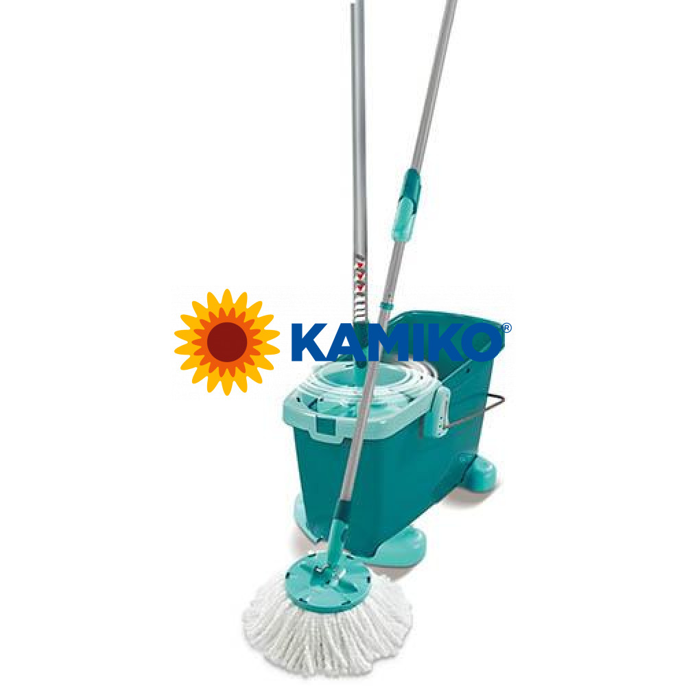 Set Leifheit Twist mop s vozíkom 52052