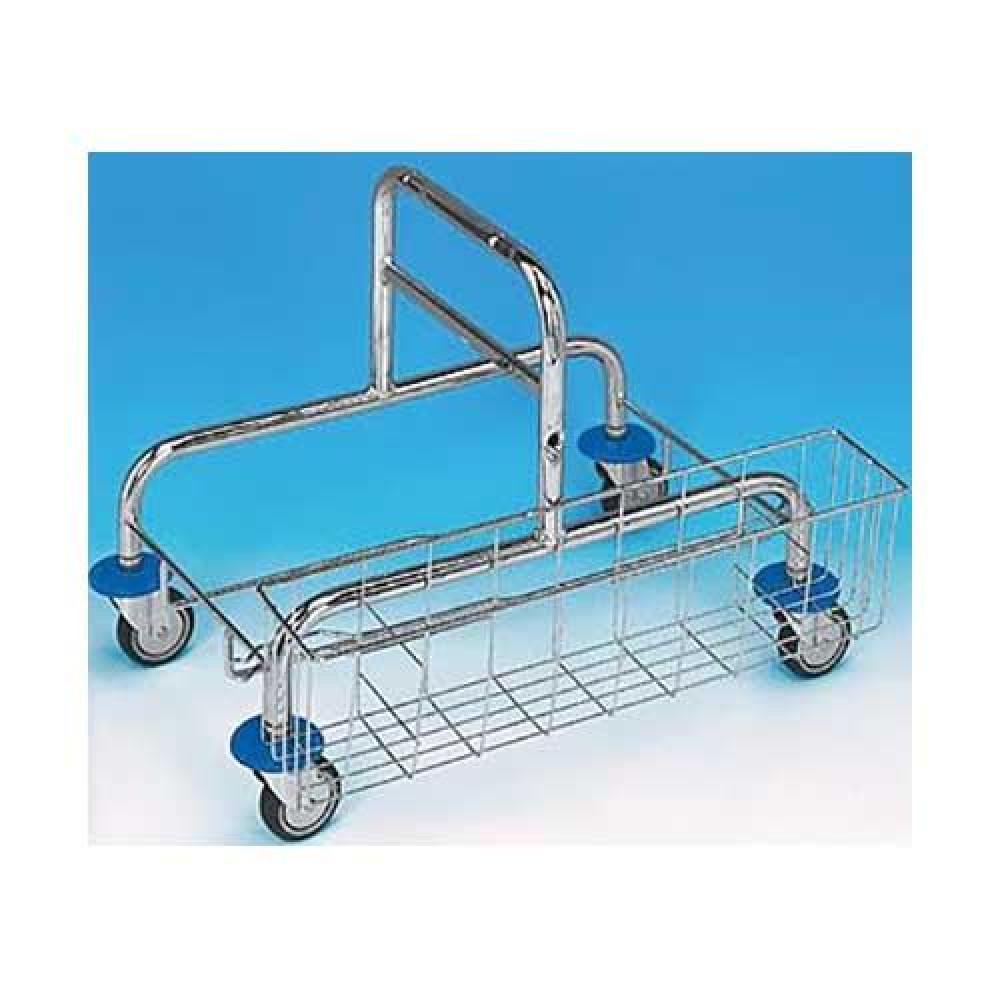 Košík bočný pre vozík 2 x 17 l