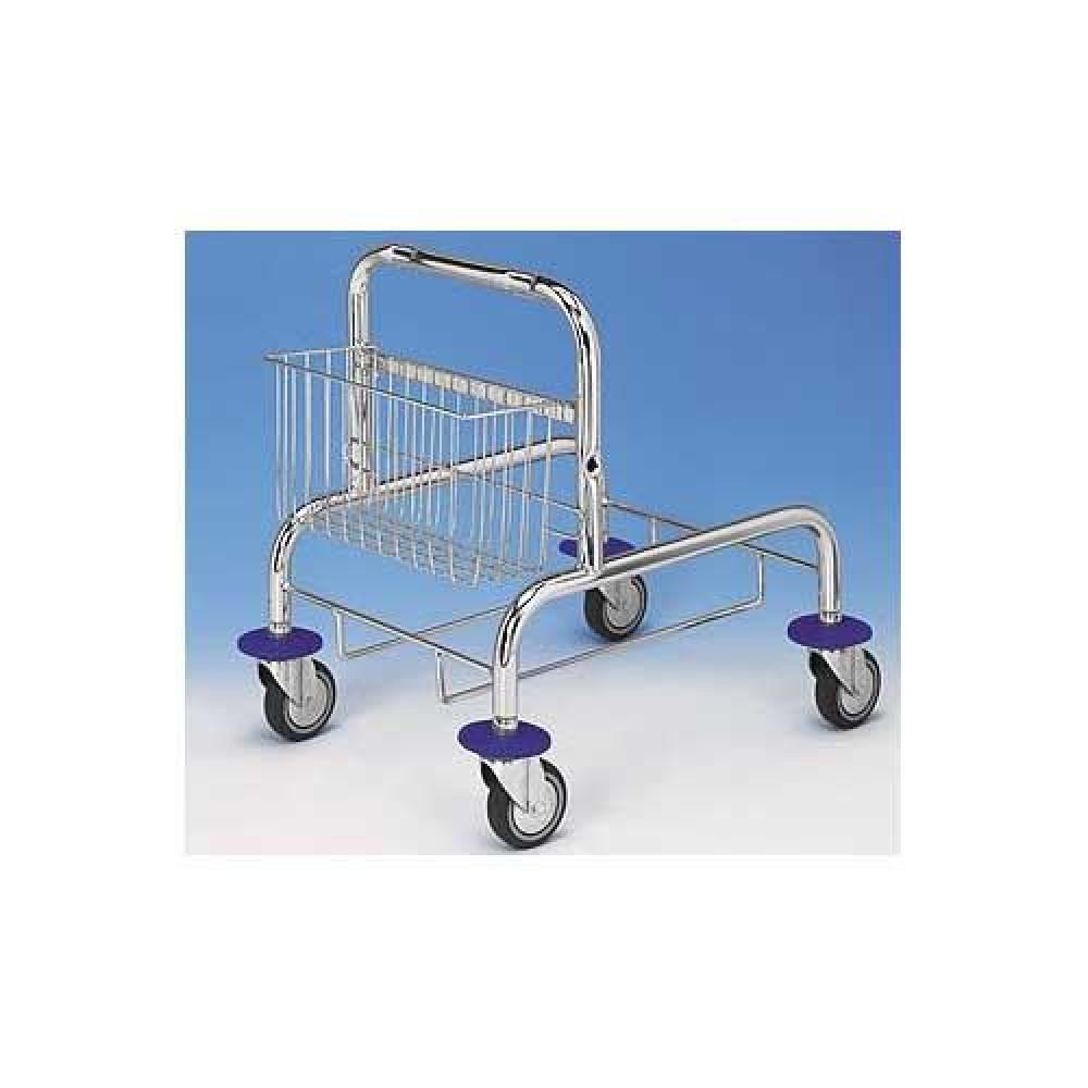 Košík zadný pre vozík 1 x 17l