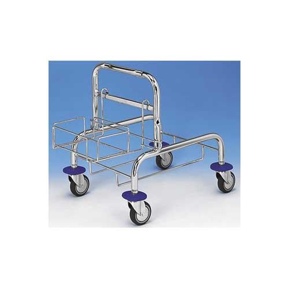 Košík zadný pre vozík 1 x 6 l