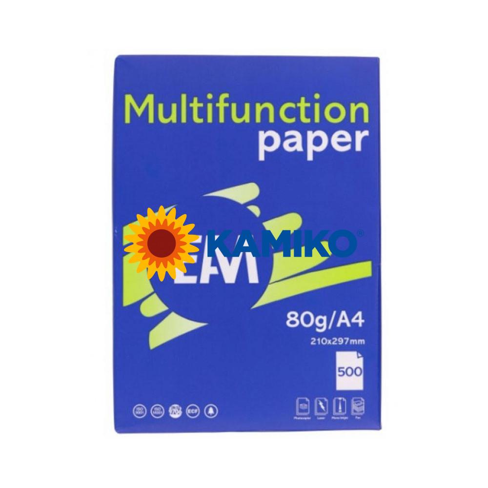 Kopírovací papier TEAM A4, 80g
