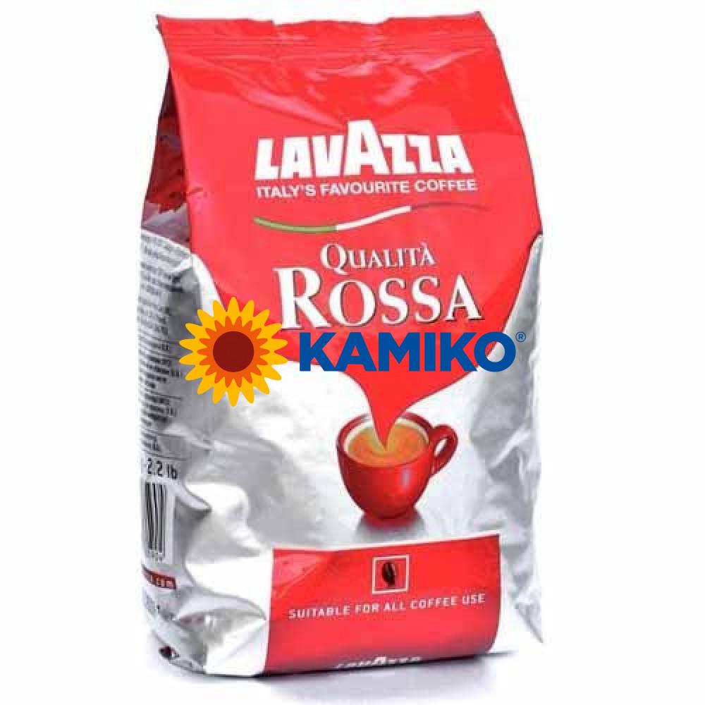 Káva Lavazza Qualita Rossa zrnková 1 kg