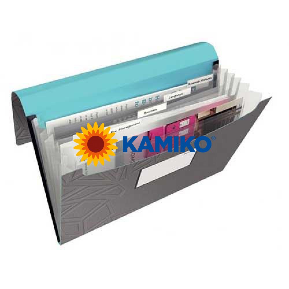 e331962524737 Plastový box s gumičkou Leitz Urban Chic sivý