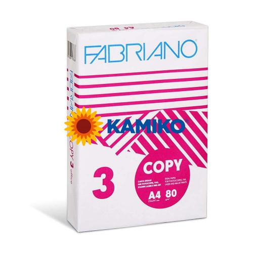 Kopírovací papier 80 g A4 COPY 3 Office 500 ks