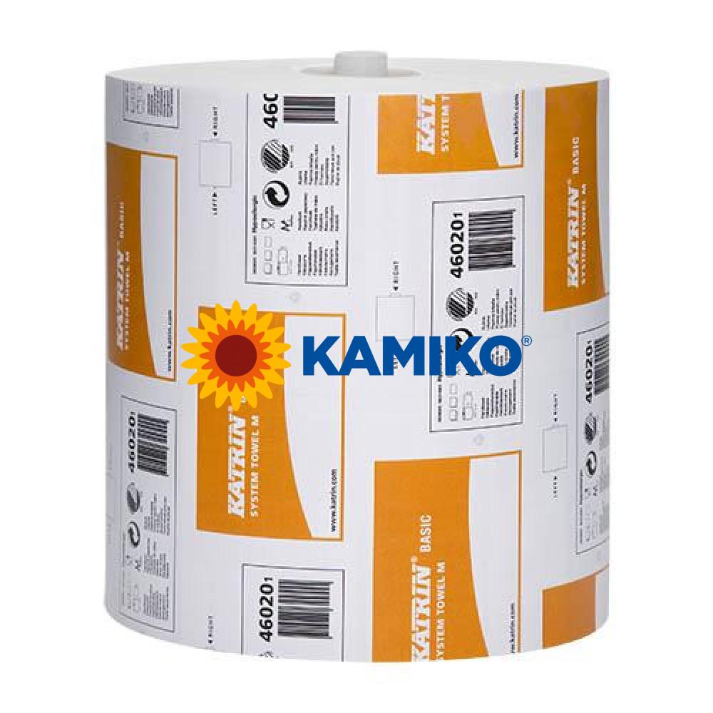 Papierová rolka 1vr KATRIN SYSTEM BASIC 180m, natural