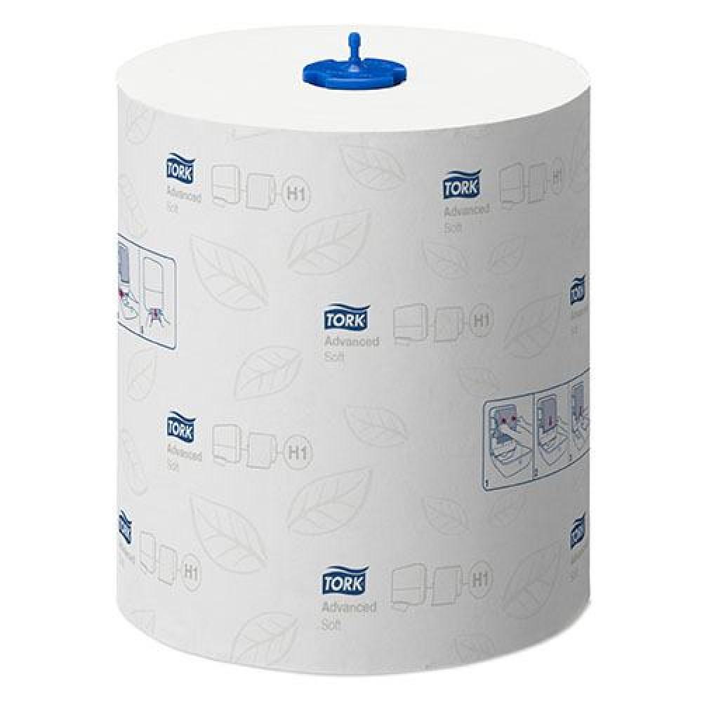 Papierová rolka 2vr TORK MATIC 150m, biela