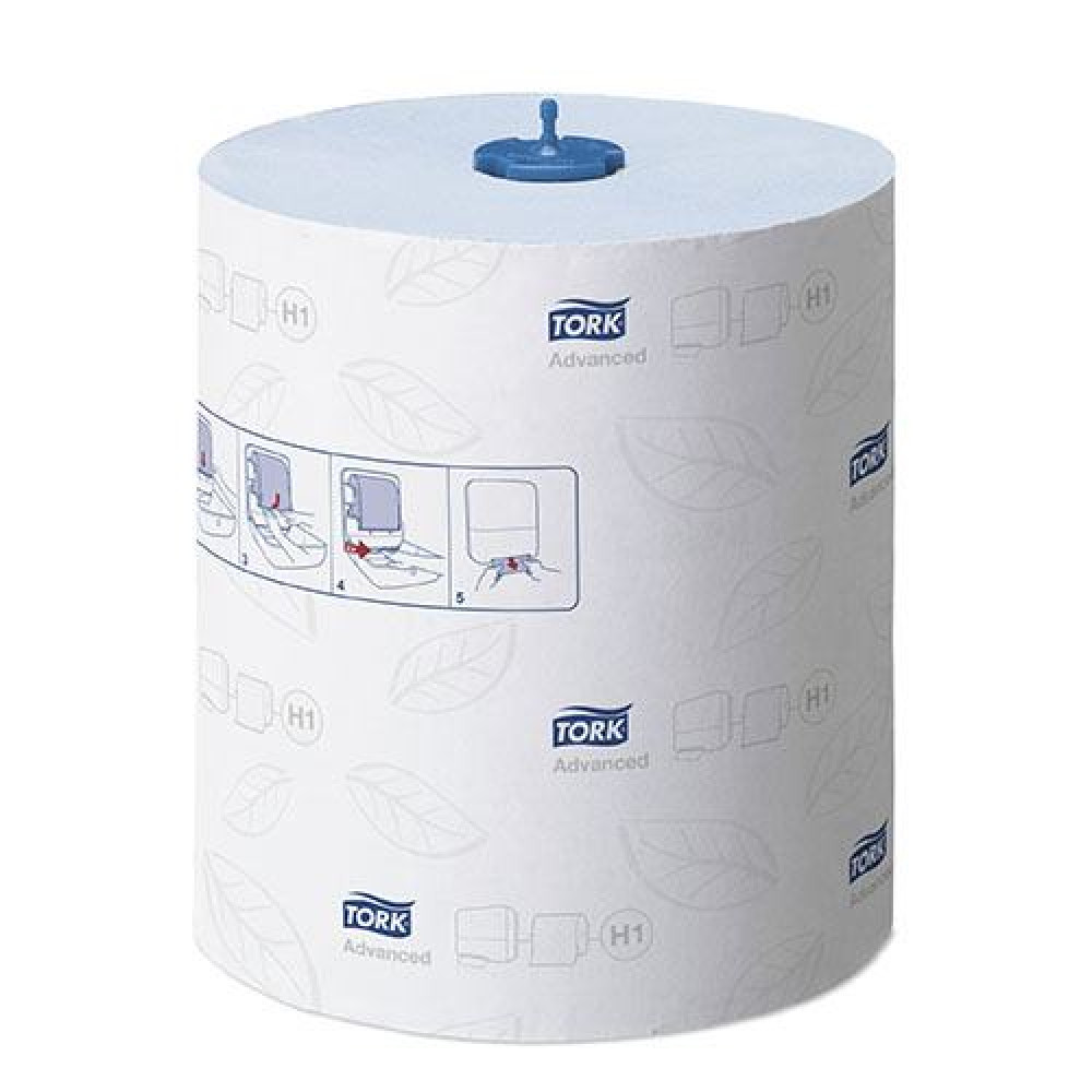 Papierová rolka 2vr TORK MATIC 150m, modrá